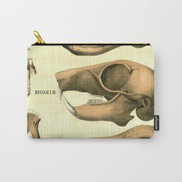 Carnivore; rongeur; ruminant Carry-All Pouch