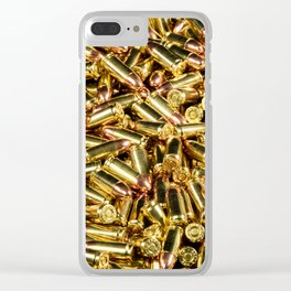 Shiny 9 Clear iPhone Case