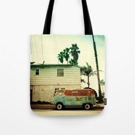 Rusty Van Tote Bag