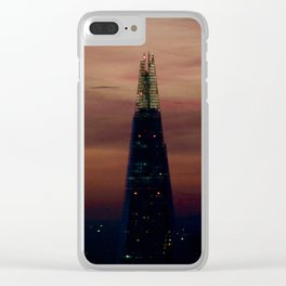 The Shard Clear iPhone Case