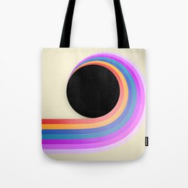 Into the Black Hole Tote Bag