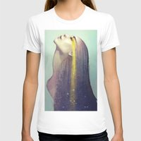 constellation T-shirts featuring Constellation by Anna Dittmann