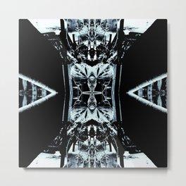 Through My Looking Glass v6 Metal Print