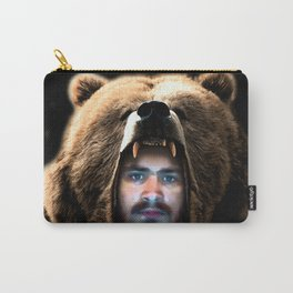 The Bear Man - soft version Carry-All Pouch