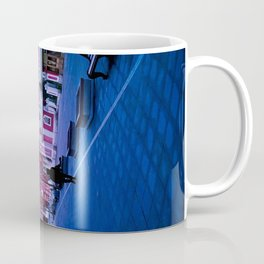 The color of the infrastructure of this city. Coffee Mug
