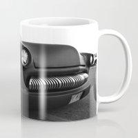 boss Mugs featuring Boss by Adam Pulicicchio Photography