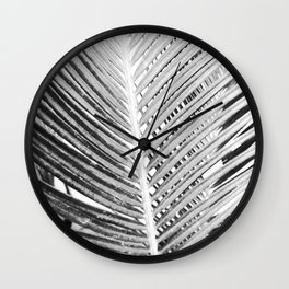 Palm Up Wall Clock