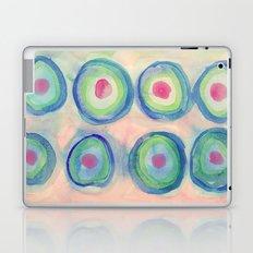 Bullseye Pattern Laptop & iPad Skin