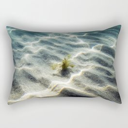 Underwater alga Rectangular Pillow