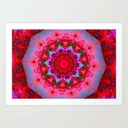 Autum Leaves #3 Art Print