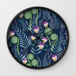 Love - in - Idleness Wall Clock