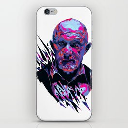 Mike Ehrmantraut // OUT/CAST iPhone Skin