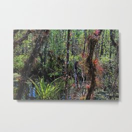 IN a Parallel Universe Metal Print
