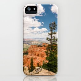 Black Birch Canyon at Bryce Canyon National Park iPhone Case