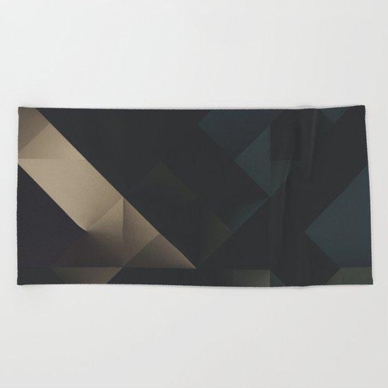 RAD XLVII Beach Towel