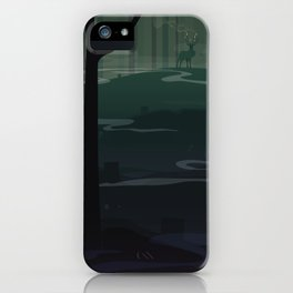Beast of Burdens iPhone Case