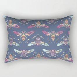 Your Royal Flyness Rectangular Pillow