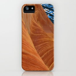 landscape collage #28 iPhone Case