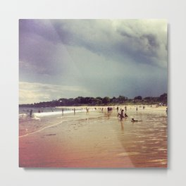 Singing Beach, Day 5 Metal Print