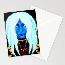 Blacklight Rave Stationery Cards
