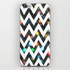 Chevron Sparkles iPhone & iPod Skin