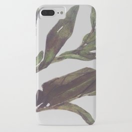 Olive Wings iPhone Case