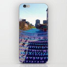 City colors - Montréal iPhone Skin