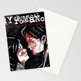 my chemical romance album 2020 ansel13 Stationery Cards