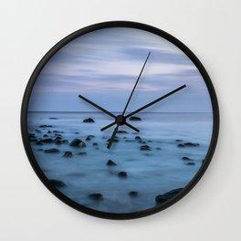Dancing at Dawn Wall Clock
