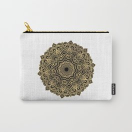 Moon Flower of wisdom Carry-All Pouch