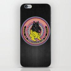 BRUTUS iPhone & iPod Skin