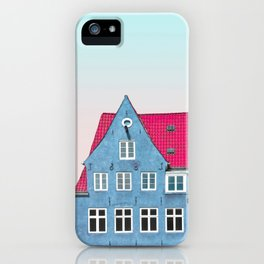 Copenhagen, Denmark iPhone Case