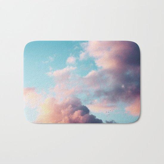 Clouds Paradise Bath Mat