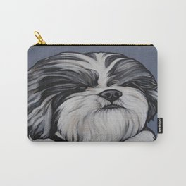 Herbie the Shih Tzu Carry-All Pouch