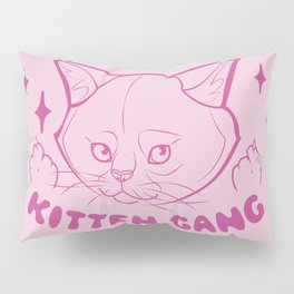 Kitten Gang Pillow Sham