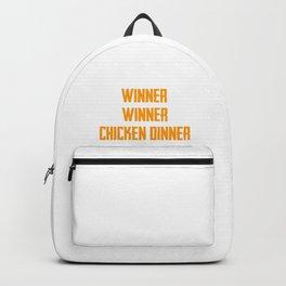 Winner Winner Chiken Dinner Backpack