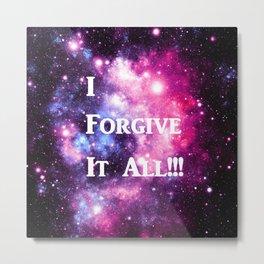 Find Peace in Forgiveness Metal Print