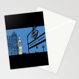 lonDRes cAPitale Stationery Cards