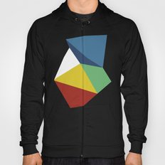 Abstraction Zoom Hoody