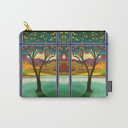 Shadow of a Seville Orange Carry-All Pouch