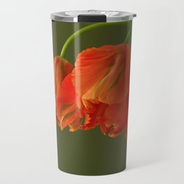Avignon Parrot Tulips Travel Mug