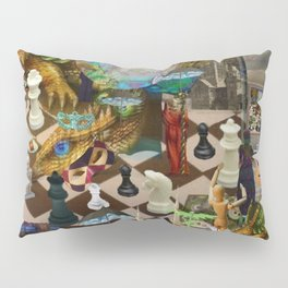 The Young Lady's Dream Pillow Sham