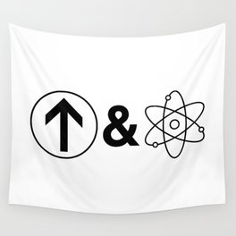 Up&Atom. Wall Tapestry