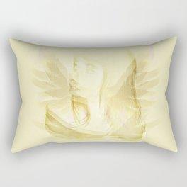 WINGS OF AN ANGEL Rectangular Pillow