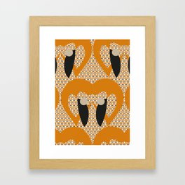 Butterfly .solaris Framed Art Print