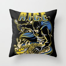 Dark Knight Rises Throw Pillow
