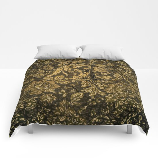 Decorative damask Comforters
