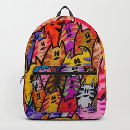 Cats 05 Backpack