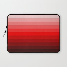 From Pink to Red Laptop Sleeve