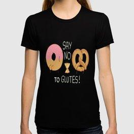 Glutes Intolerant T-shirt